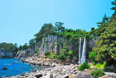 Free Waterfall In An Enchanted Land Royalty Free Stock Photo - 10300325