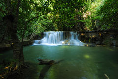Free Waterfall In Deep Forest Stock Images - 16319434