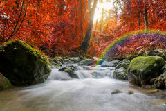 Free Waterfall In Deep Rain Forest Jungle (Krok E Dok Waterfall Saraburi) Thailand Stock Images - 69338584
