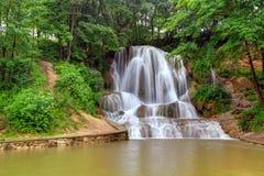 Waterfall In Slovakia - Lucky Royalty Free Stock Photos