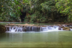 Free Waterfall In The Tropical Forest Stock Images - 77619224