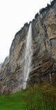 Waterfall in Interlaken Royalty Free Stock Photos