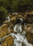 Waterfall in Iraq Royalty Free Stock Photos
