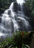Waterfall in Itatiaia Royalty Free Stock Images