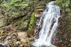 Waterfall in Japan Stock Image