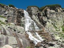 Waterfall Jump Royalty Free Stock Photography