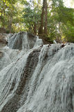 Waterfall in jungle in Thailand Stock Image