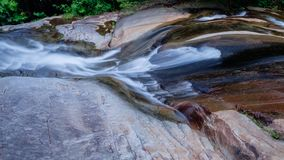 Kachong Waterfall  South of Thailand Stock Photography