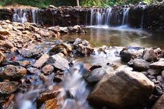 Waterfall Kaeng Krachan,  Thailand Royalty Free Stock Photos