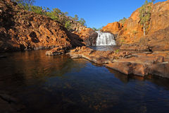 Waterfall - Kakadu National Park Royalty Free Stock Photos