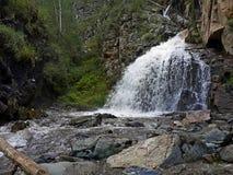 Waterfall Kamyshlinsky Royalty Free Stock Photography