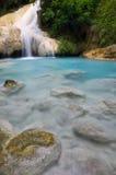 Waterfall ,Kanchanaburi Province Thailand Stock Photos