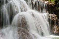Waterfall, Kanchanaburi, Thailand Stock Image