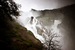 Waterfall in karnataka (India) Stock Images