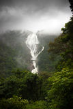 Waterfall in karnataka (India) Stock Image