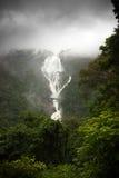 Waterfall in karnataka (India) Stock Image