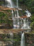 Waterfall in Katoomba Royalty Free Stock Image