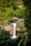 Waterfall Khao Yai Royalty Free Stock Photo