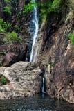 Waterfall Khlong Plu Stock Photography