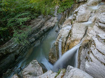 Waterfall Kinchha - Georgia Stock Images