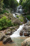 Waterfall on Koh Samui Royalty Free Stock Images