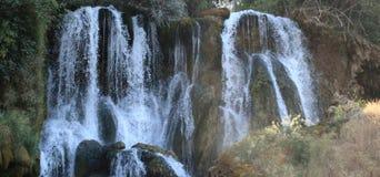 Waterfall Kravica royalty free stock image