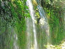 Waterfall kursunlu antalya turkey Stock Photo