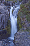 Waterfall in Laguna de Laja National Park, Chile Royalty Free Stock Photography