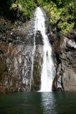 Waterfall lake Stock Image