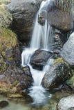 Waterfall landscape Stock Photography