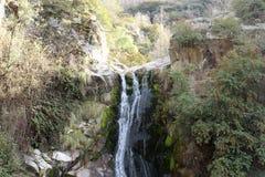Waterfall landscape Royalty Free Stock Photo
