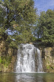 Waterfall in Lazio Royalty Free Stock Photo