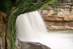 Waterfall Ledges Royalty Free Stock Photo