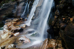 Waterfall of light Royalty Free Stock Image