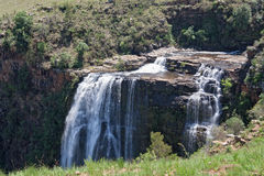 Waterfall Lisbon, Blyde River, South Africa Royalty Free Stock Image