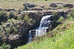 Waterfall Lisbon, Blyde River, South Africa Royalty Free Stock Photography