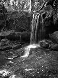 Waterfall. Located in Kbal spean in Phnom kulen mountain stock image