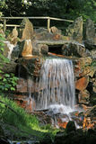 Waterfall in Lower Saxony, Germany Royalty Free Stock Image