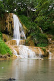 Waterfall - Lucky Royalty Free Stock Photography