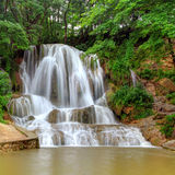 Waterfall Lucky, Slovakia Stock Photos