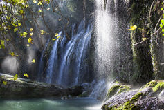 Waterfall Magic Stock Image