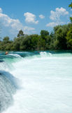 Waterfall on Manavgat River, Turkey Royalty Free Stock Photo