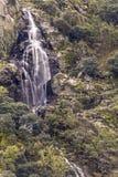 Waterfall Manto de la Virgen. Stock Image