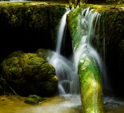 The waterfall. Royalty Free Stock Photography