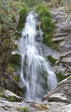 Waterfall about 8 meter high Stock Image