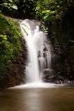 Waterfall in Mindo Royalty Free Stock Photos