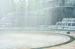 Waterfall model Royalty Free Stock Photos