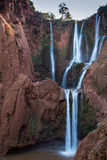 Waterfall in Morocco Royalty Free Stock Image