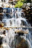 Waterfall in motion Royalty Free Stock Images