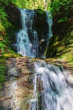 Waterfall at Mount Olympus Stock Images